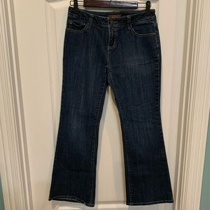 The Limited Jeans Dark Wash 6 Short